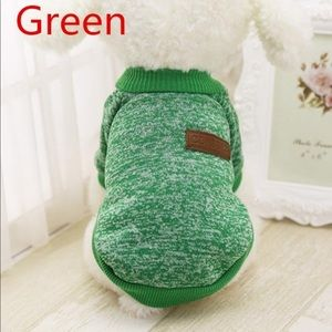 Winter Cotton Coat Hooded Jumpsuits Dog Clothes